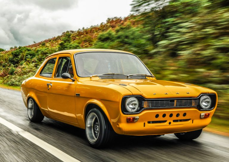 Harris Ford Escort